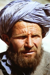 Suffi Moussa -- who was to have been my horseman from Pakistan to the Panjshir.