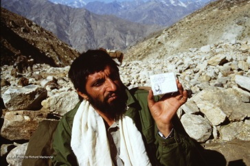 Syed Mohammad -- who was to have guided me from Pakistan to the Panjshir.