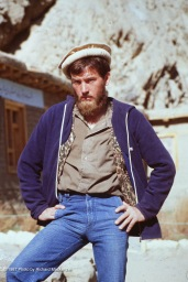 A Soviet Prisoner of War sheds his uniform for casual clothes -- and seems to enjoy life in Afghanistan.