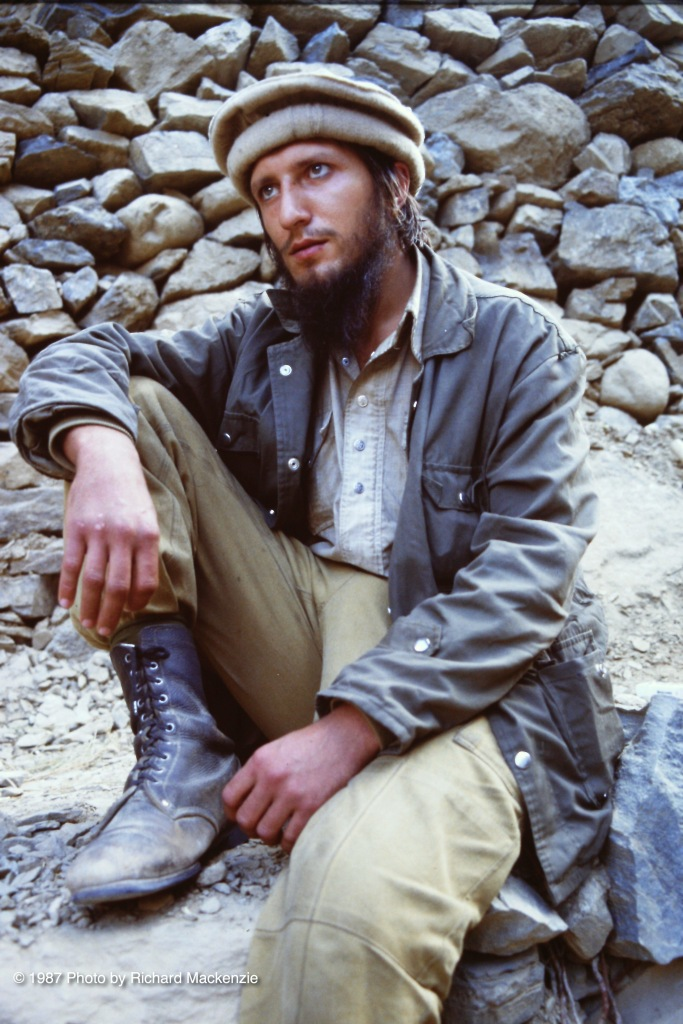 Another Soviet Prisoner of War has made himself at home in the land of the mujahideen in Afghanistan.